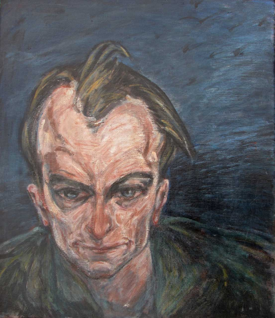 1986 Self portrait