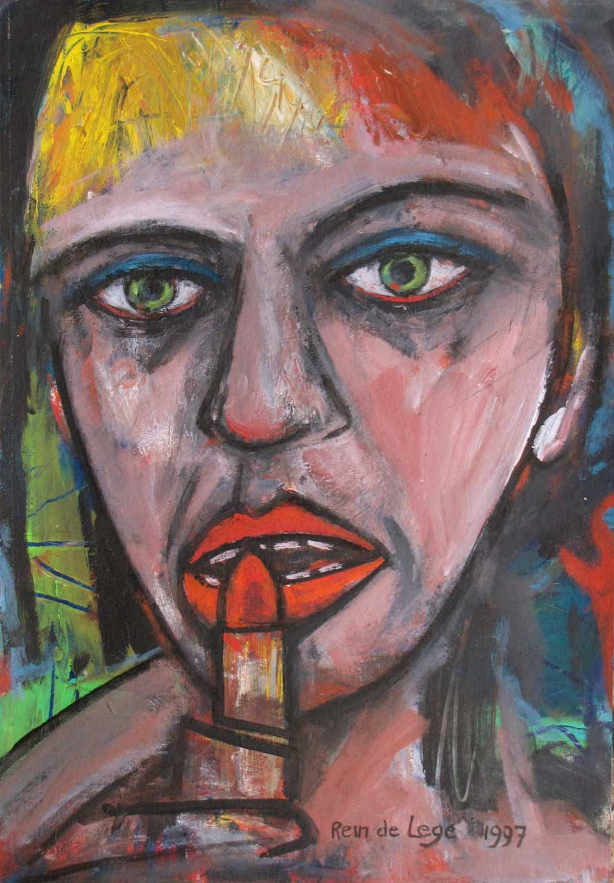 1997 Lipstick