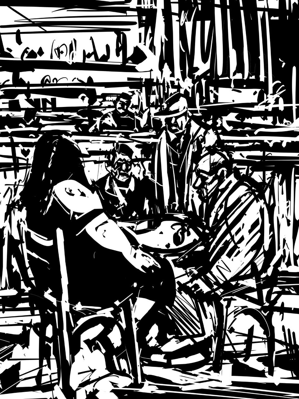 Bar-scene 2