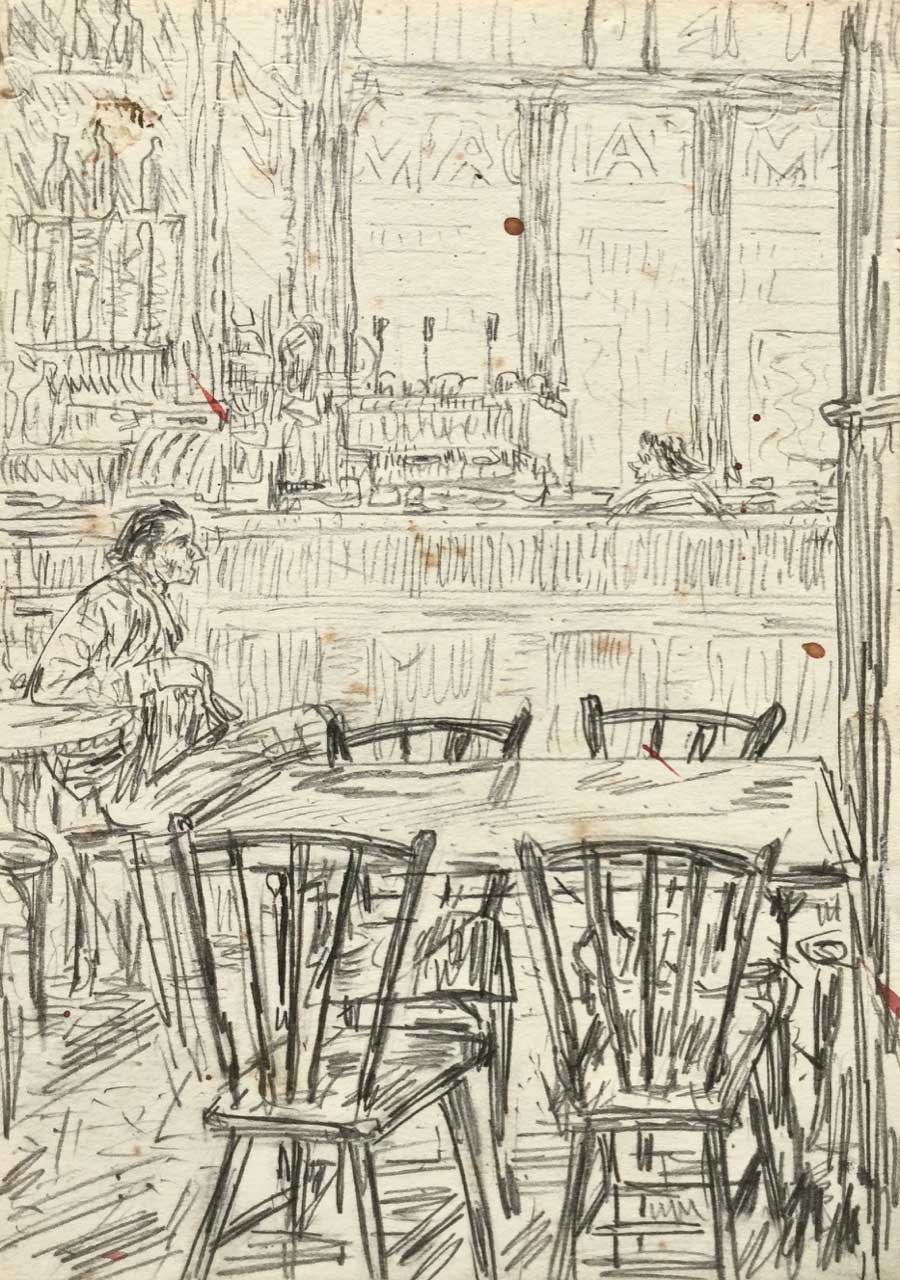 Sketchbook-1988-Barcelona-1
