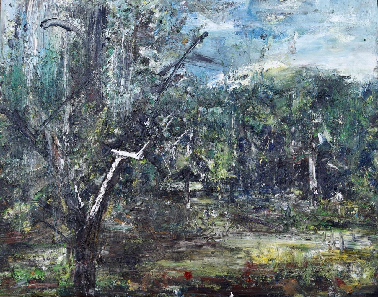 November oil on canvas