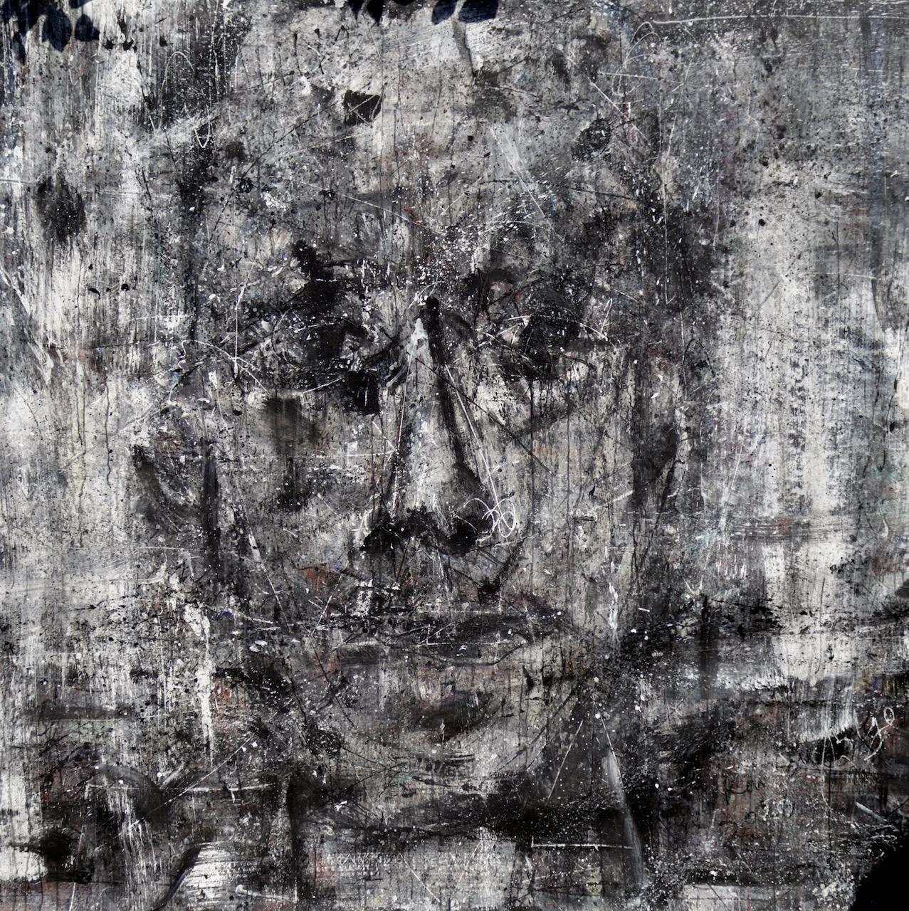 2021 Acrylic on canvas 200/200 cm.